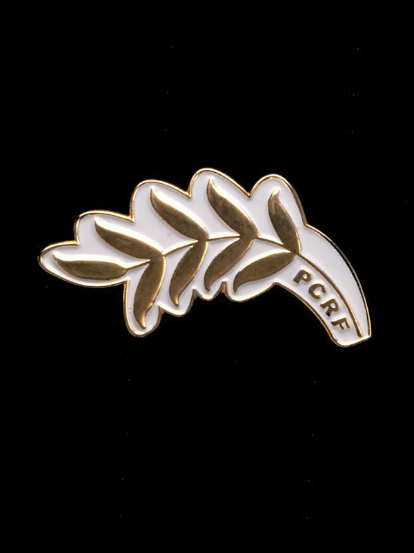 PCRF badge