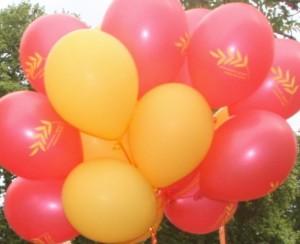 PCRF Balloons