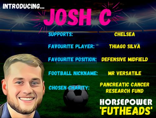 Top Trumps card for Josh Cleaver