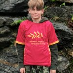 Edward Penny in PCRF T-shirt